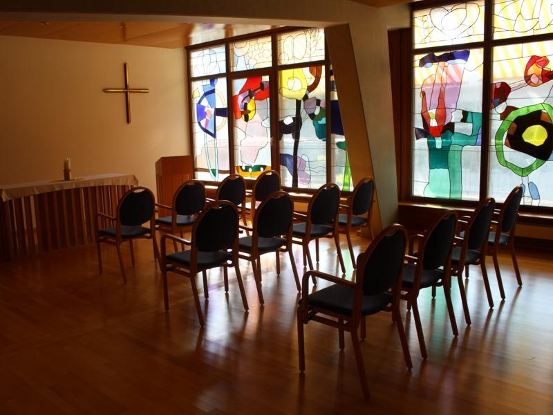 Seelsorge und Gottesdienste Betreuungs-Zentrum Heiden