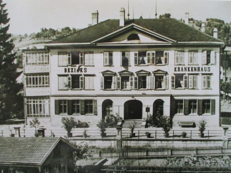 Geschichte Betreuungs-Zentrum Heiden