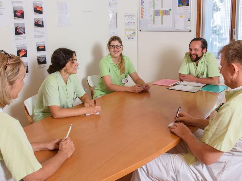 Stellenangebote Betreuungs-Zentrum Heiden