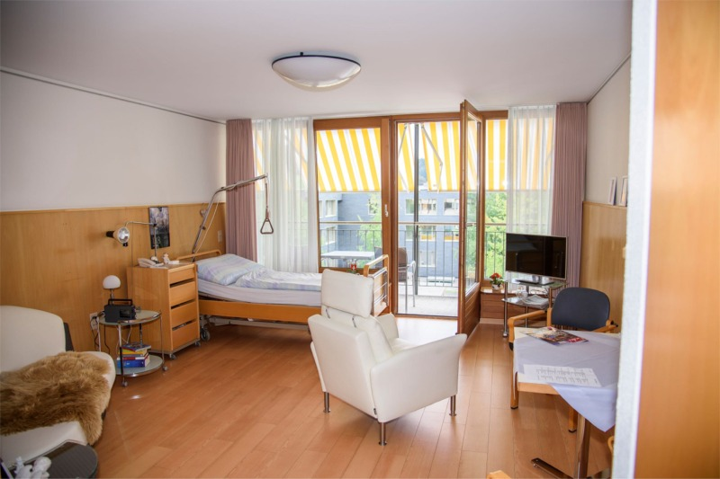 Betreuung und Pflege im Betreuungs-Zentrum Heiden
