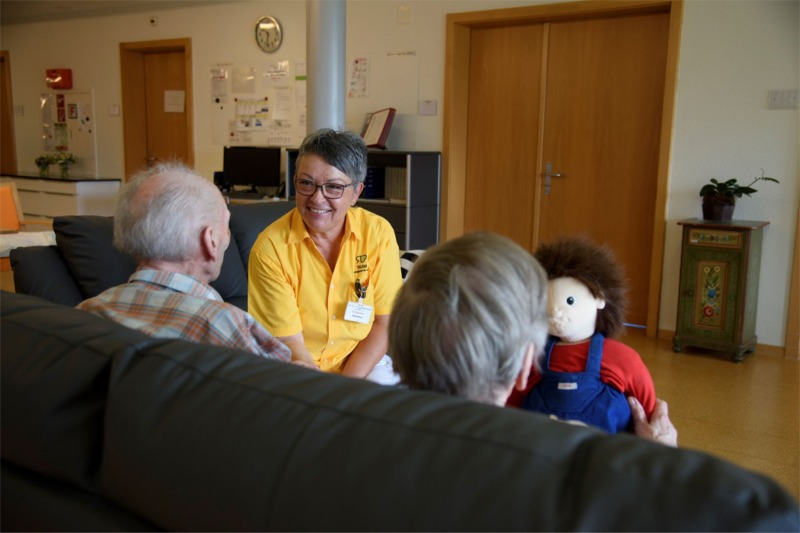 Demenzabteilung im Betreuungs-Zentrum Heiden